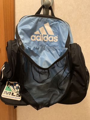 MLS Adidas Soccer Backpack for Sale in Windsor, CT