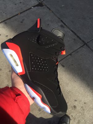 "Jordan Retro 6 ""Infrared"" Men's Sizes 8-13 Brand New 100% Authentic for Sale in Bronx, NY"