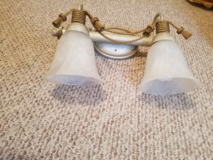 Bathroom Light Fixture for Sale in Troy, IL