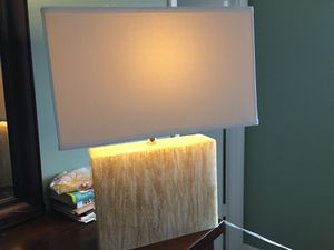Designer lamp for Sale in Silver Spring, MD