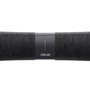 Asus - Lyra Voice AC2200 Tri-Band Mesh Wi-Fi Router - Black for Sale in Katy, TX