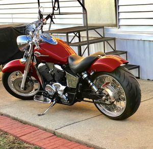 2003 Honda Shadow ACE 240 tire Conversion for Sale in Maywood, IL