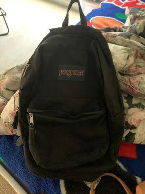 Black Jansport backpack for Sale in Los Angeles, CA