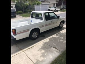 1990 Mazda 5 speed All Original Pickup with Extra Cab 2nd owner for Sale in Campbell, CA