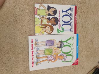 Book's Take Care And Keeping You Book The Body Book For Girls And Older Girls Books 1 And 2 By American Girl for Sale in Happy Valley,  OR