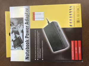 Notebook Power Adapter for Sale in Seattle, WA