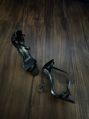 Ysl black heels for Sale in Alhambra, CA