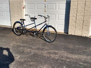 Trail Mate Easy Ride 5-Speed Tandem Bicycle for Sale in Lisle, IL
