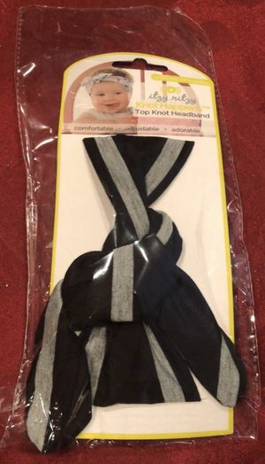Baby Top Knot Headband for Sale in Highland, CA