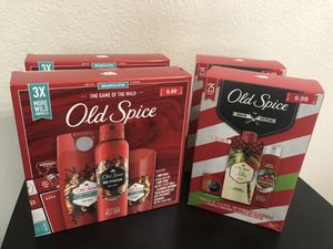 Old Spice gift set for Sale in Grand Prairie, TX