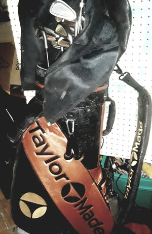 Variety of Golf Bags And Gear for Sale in Mangham, LA