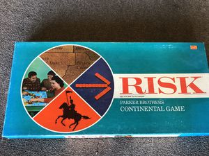 1968 Risk board game for Sale in Albuquerque, NM