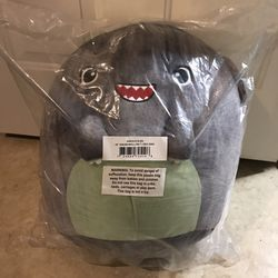 Squishmallow 16IN Plush T-Rex Dino Chuey *Brand New *Sealed for Sale in Encinitas,  CA