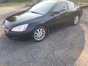 06 Honda accord coupe rebuilt title DC inspection for Sale in Washington, DC