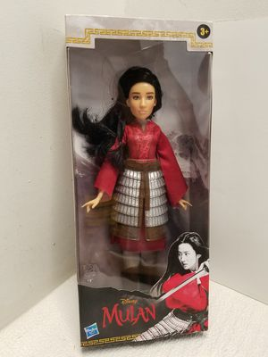 Disney Mulan doll for Sale in Los Angeles, CA