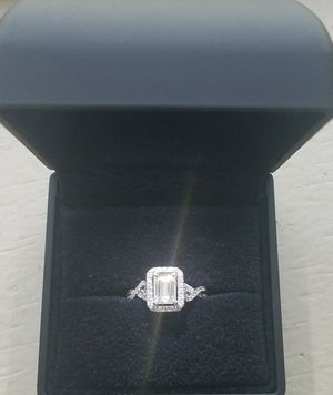 Poem Engagement Ring for Sale in Seattle, WA