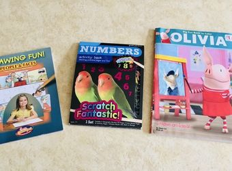 Set Of Three Books 📚 for Sale in Allen,  TX