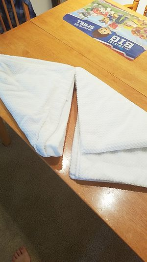 Two Baby blankets for Sale in Rockville, MD
