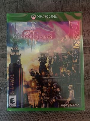 Kingdom hearts 3 Xbox one for Sale in Sun City, AZ
