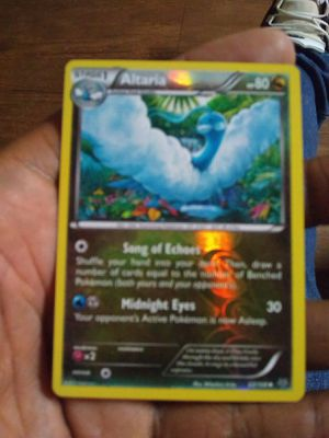 ALTARIA POKEMON CARD for Sale in Atlanta, GA