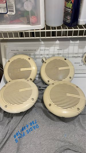 Marine speakers for Sale in Miami, FL