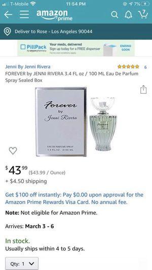 Jenni Rivera perfume for Sale in Los Angeles, CA