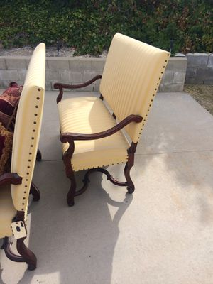 vintage french settee couch loveseat for Sale in West Covina, CA