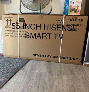 $39 DOWN/ 55 INCH HISENSE ULTRA 4K SMART TV TV 📺 for Sale in Chino, CA