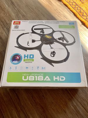 Holy Stone U818A HD Camera Drone for Sale in Glendale, CA