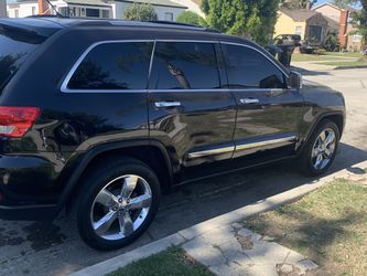 2012 Jeep Grand Cherokee Overland 5.7 Hemi for Sale in Riverside,  CA