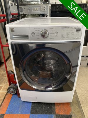 😍😍Washer Kenmore Large Capacity Front Load #805😍😍 for Sale in Melbourne, FL