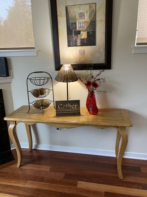 Guy Chadwick Natural Wood Furniture for Sale in Monroe, WA