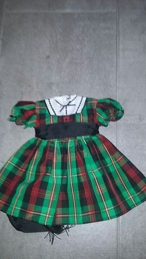 American Girl Doll Addy Christmas Dress for Sale in Costa Mesa, CA