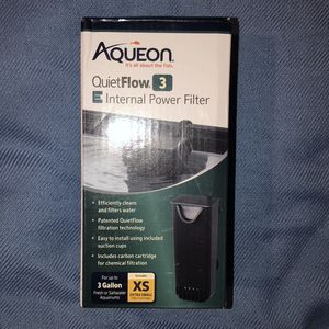 Aqueon QuietFlow 3 Filter for Sale in Washington, DC