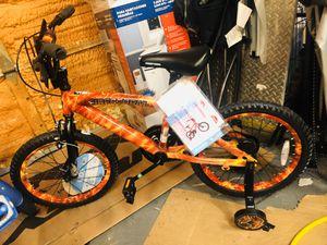 """Dynacraft 18"""" Boys Firestorm Bike Walmart 98.00 out of stock for Sale in Atlanta, GA"""