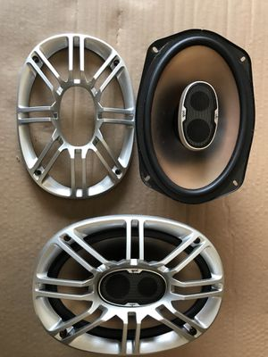 Polk Audio DB691 6-by-9-Inch 3-Way Speakers for Sale in Las Vegas, NV