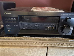 Pioneer receiver for Sale in Turlock, CA