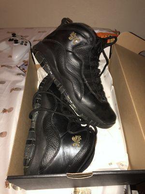 7eed72ea5ef70c Jordan 10 New York City sz 8.5 for Sale in Sacramento