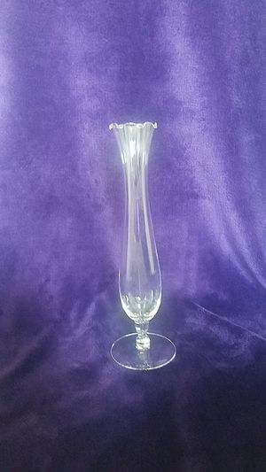 Crystal Bud Vase for Sale in Dallas, TX