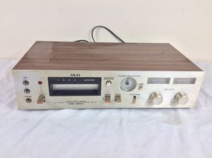 Vintage Rare Akai CR-83D 8 Track Stereo Player/Recorder for Sale in Severn, MD