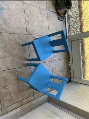IKEA chairs for kids for Sale in Lakewood Ranch, FL