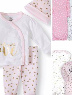 Gerber Baby Girl Newborn Essentials 0-6M for Sale in Detroit,  MI