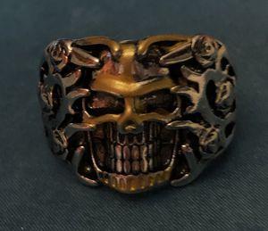 Skull Ring 10 for Sale in Plato, MO