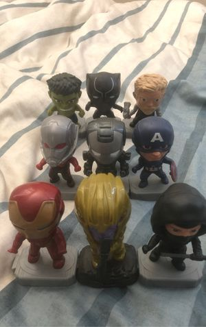 McDonald's Happy Meal Toys. Avengers End Game. for Sale in Long Beach, CA