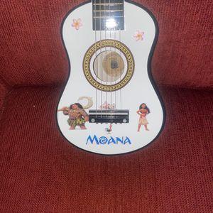 Moana Kids Guitar for Sale in Huntington Beach, CA