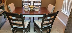 Farmhouse Style Dining Table for Sale in Riverbank, CA