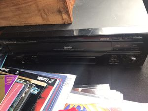 Pioneer Laser Disk, CD & DVD player with all the BEST of the BEST classic movie disks / collectors editions in perfect brand new condition for Sale in Newport Beach, CA