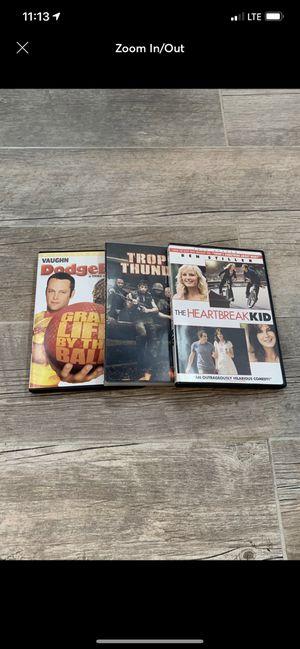 Ben Stiller DVD's for Sale in Providence, RI