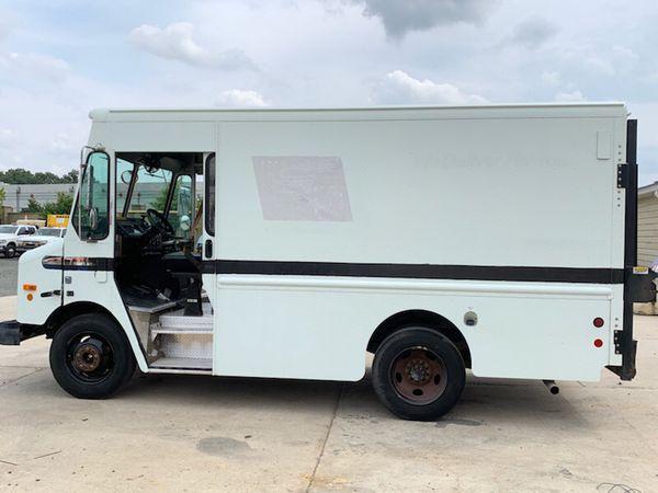 Step Van/Food Truck