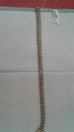 14Kt gold Tennis Bracelet for Sale in Abilene, TX